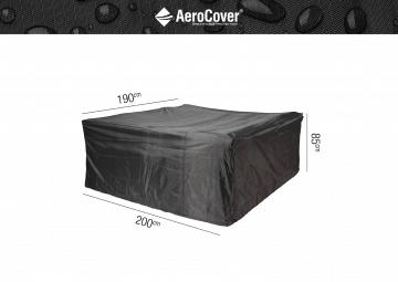 Pokrowiec prostokątny na meble ogrodowe 200x190x85cm