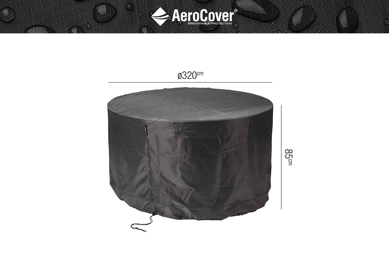 Pokrowiec okrągły na meble ogrodowe ø320x85cm