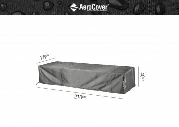 SALE up to -50% OFF: Pokrowiec na leżak ogrodowy 210x75x40cm