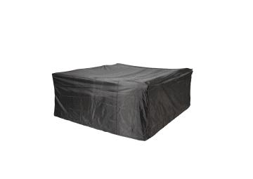 Pokrowiec kwadratowy na zestaw ogrodowy 255x255x70cm