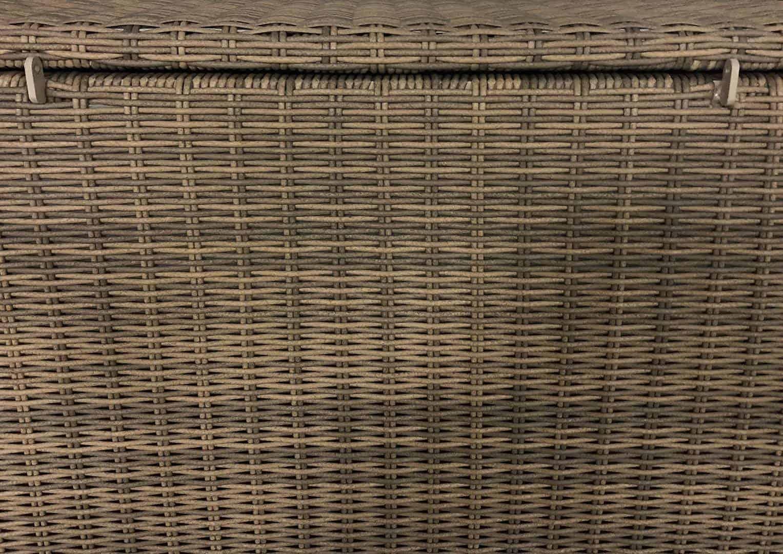 Skrzynia ogrodowa 100cm SCATOLA Royal piasek 11 OUTLET