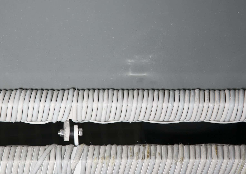 Skrzynia ogrodowa 160cm SCATOLA Royal biały 8 OUTLET