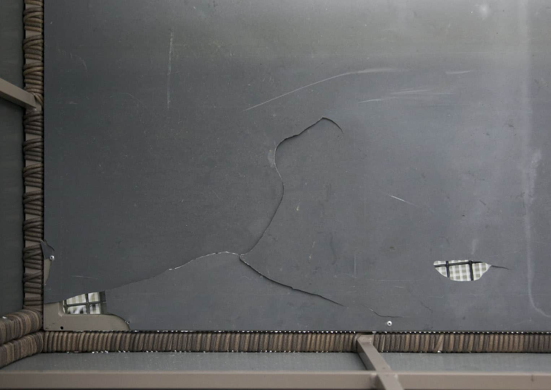 Skrzynia ogrodowa 160cm SCATOLA Royal piasek 4 OUTLET
