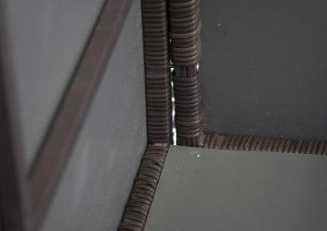 Skrzynia ogrodowa 160cm SCATOLA Royal brąz 13 OUTLET