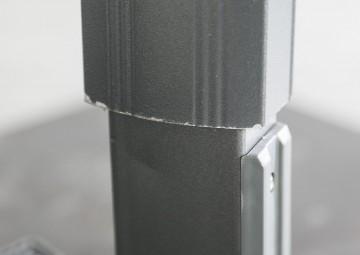 Parasol ogrodowy Solarflex T² Ø3,5 Antracite 1 OUTLET