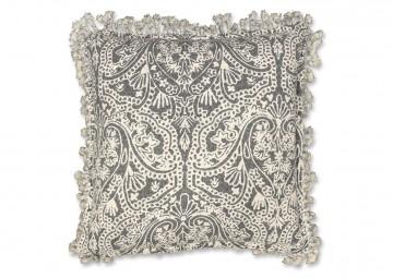 Poduszka dekoracyjna Yfke dark grey