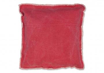Poduszka dekoracyjna Sef red