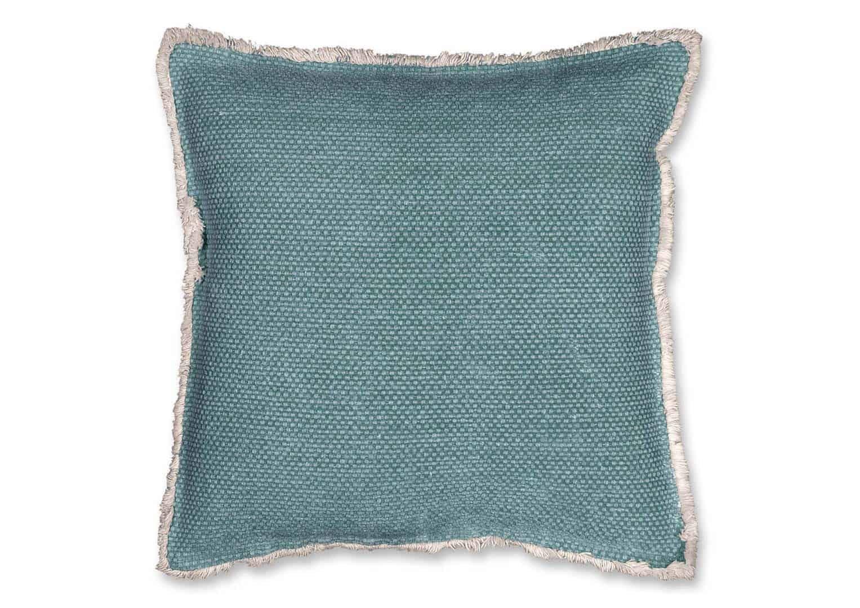 Poduszka dekoracyjna Revi lake blue