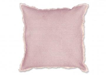poduszki na taras: Poduszka dekoracyjna Revi 60x60cm blush