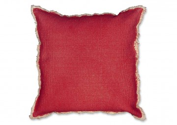 Poduszka dekoracyjna Revi 60x60cm red