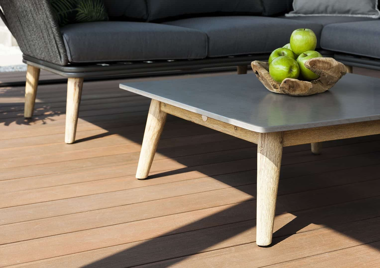 nowoczesne meble ogrodowe CORFU