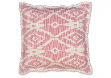 poduszki na taras: Poduszka dekoracyjna Capri blush