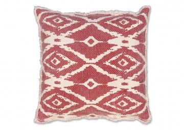 poduszki na taras: Poduszka dekoracyjna Capri red