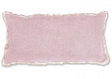 Poduszka dekoracyjna Revi 30x60cm blush