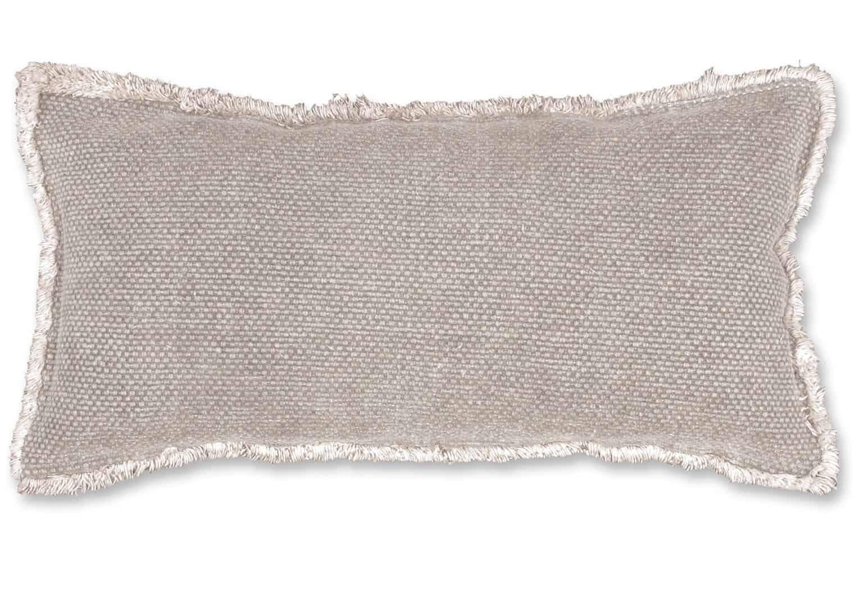 Poduszka dekoracyjna Revi 30x60cm chateau grey