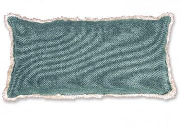Poduszka dekoracyjna Revi 30x60cm lake blue