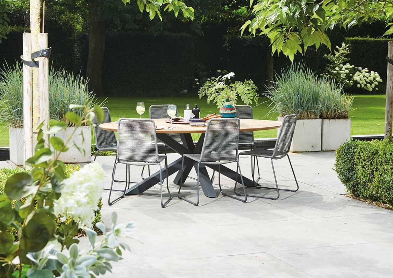 krzesła do ogrodu ELOS