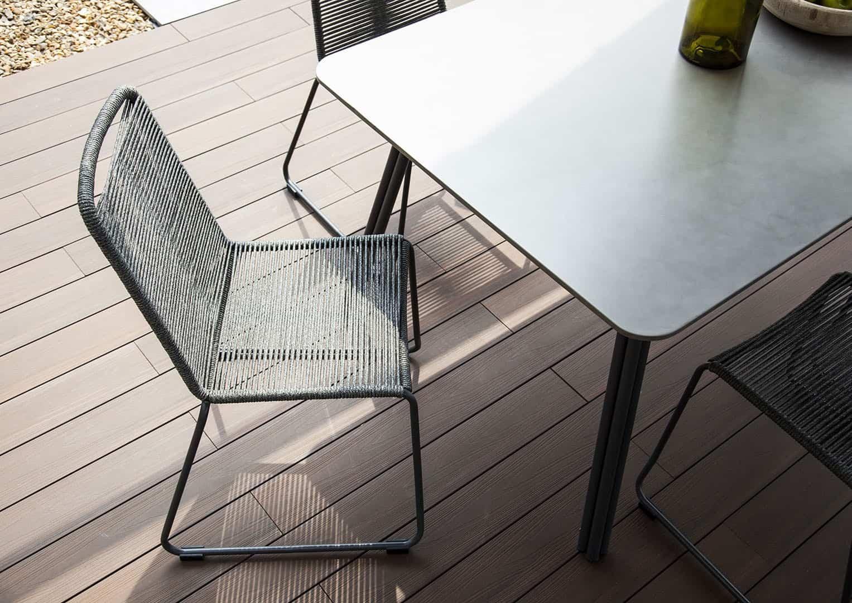 Krzesła ogrodowe ELOS