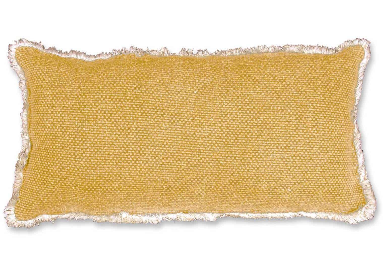 Poduszka dekoracyjna Revi 30x60cm sunshine