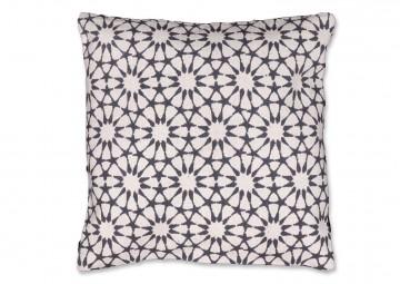 Poduszka dekoracyjna Opium dark grey
