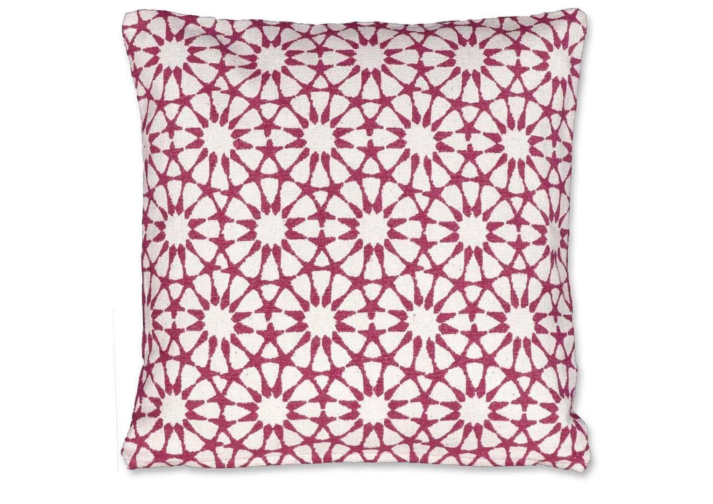 Poduszka dekoracyjna Opium red