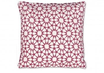 poduszki na taras: Poduszka dekoracyjna Opium red