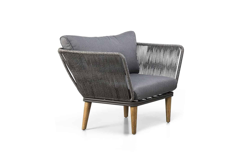 Fotel ogrodowy CORFU