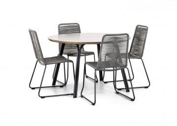 Stół ogrodowy SIMI ⌀120cm
