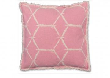 poduszki na taras: Poduszka dekoracyjna Lexi blush