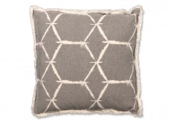 Poduszka dekoracyjna Lexi chateau grey