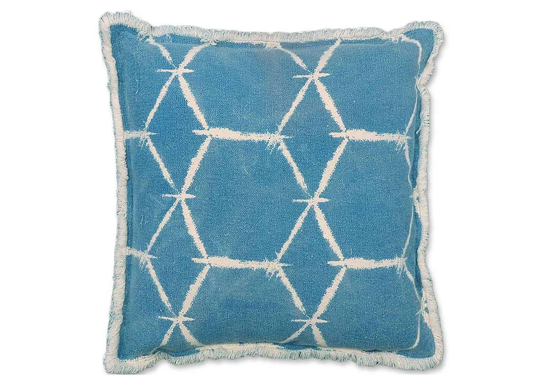 Poduszka dekoracyjna Lexi lake blue
