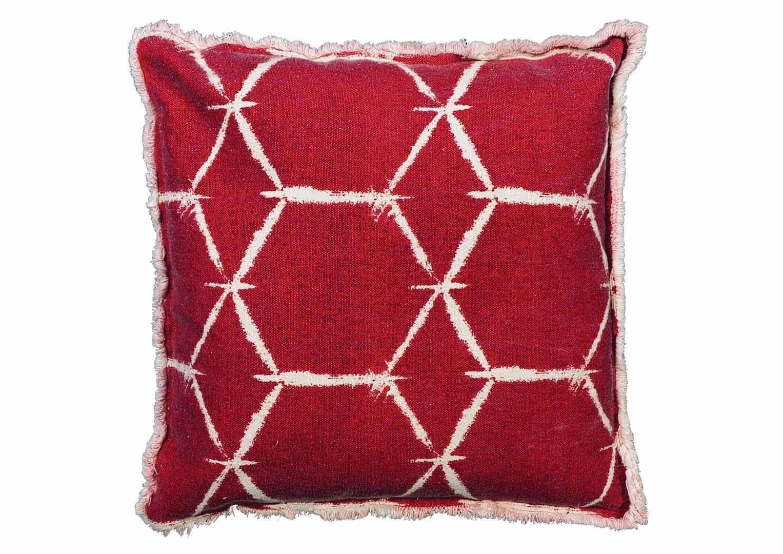 Poduszka dekoracyjna Lexi red