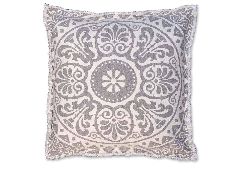Poduszka dekoracyjna Primo chateau grey