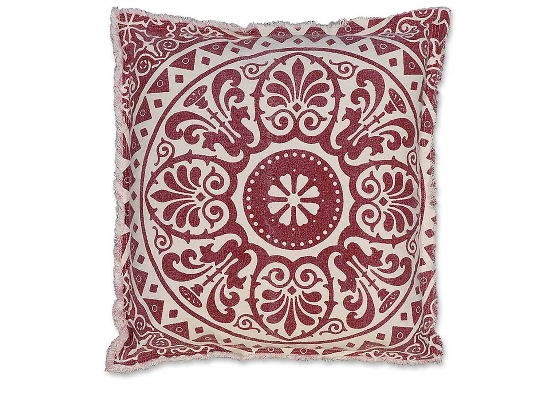 Poduszka dekoracyjna Primo red