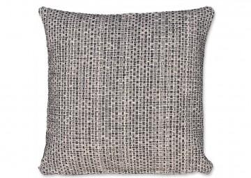 Poduszka dekoracyjna Zita dark grey