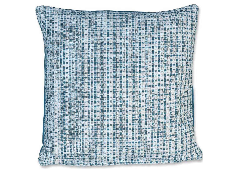 Poduszka dekoracyjna Zita lake blue