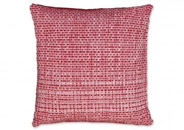 poduszki na taras: Poduszka dekoracyjna Zita red