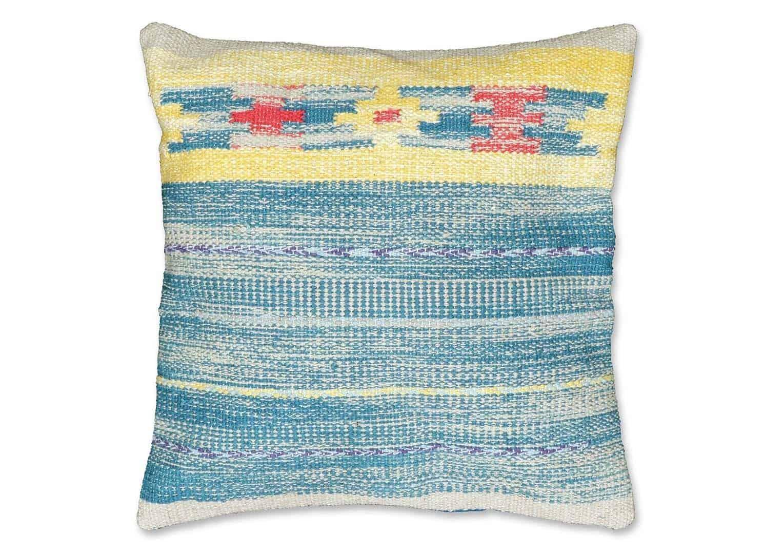 taras w stylu boho: poduszka dekoracyjna