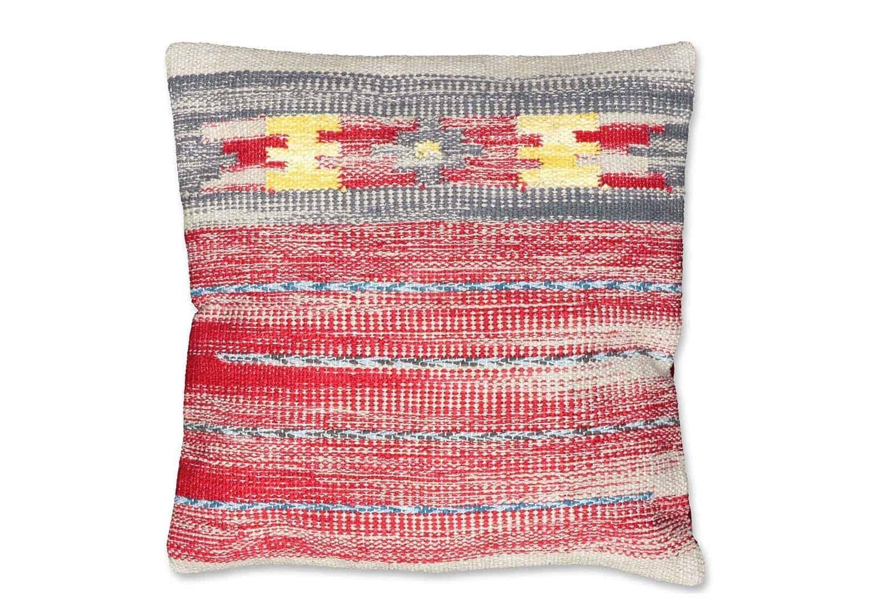 Poduszka dekoracyjna Vive red