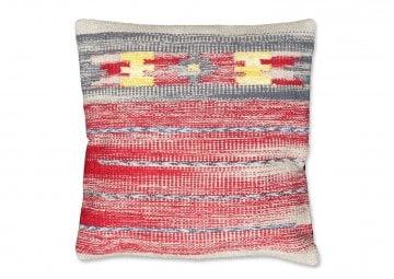 poduszki na taras: Poduszka dekoracyjna Vive red