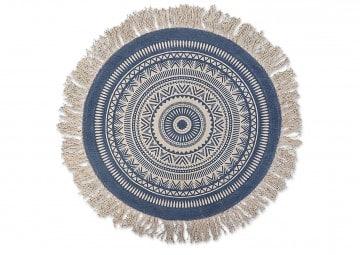 Dywan wewnętrzny Maya 130cm copen blue
