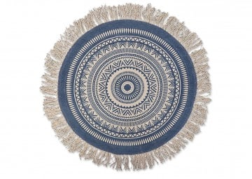 Dywan wewnętrzny Maya 60cm copen blue