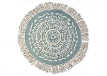 Dywan wewnętrzny Maya 130cm mineral blue