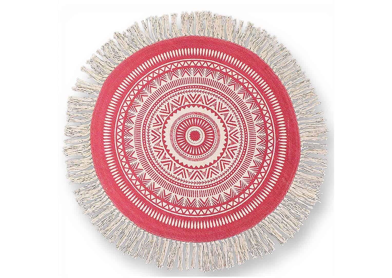 Dywan wewnętrzny Maya 60cm red