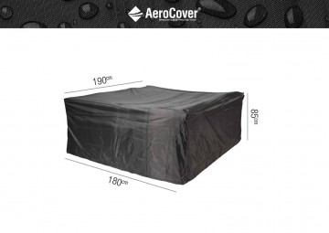 Pokrowiec prostokątny na meble ogrodowe 180x190x85cm