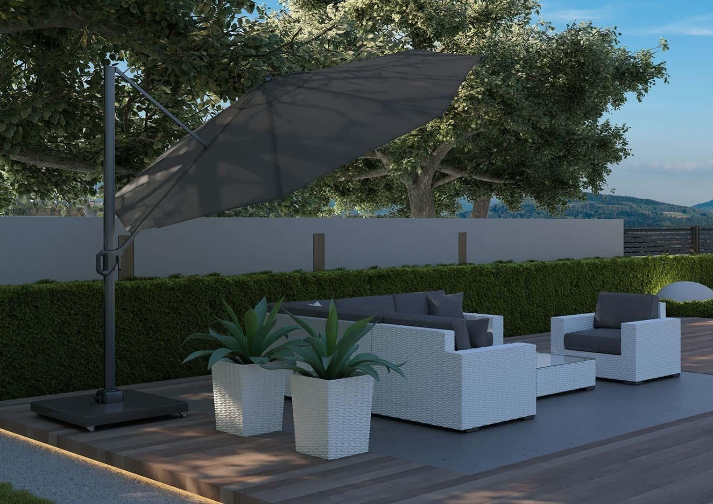 Meble ogrodowe MILANO II Royal biały