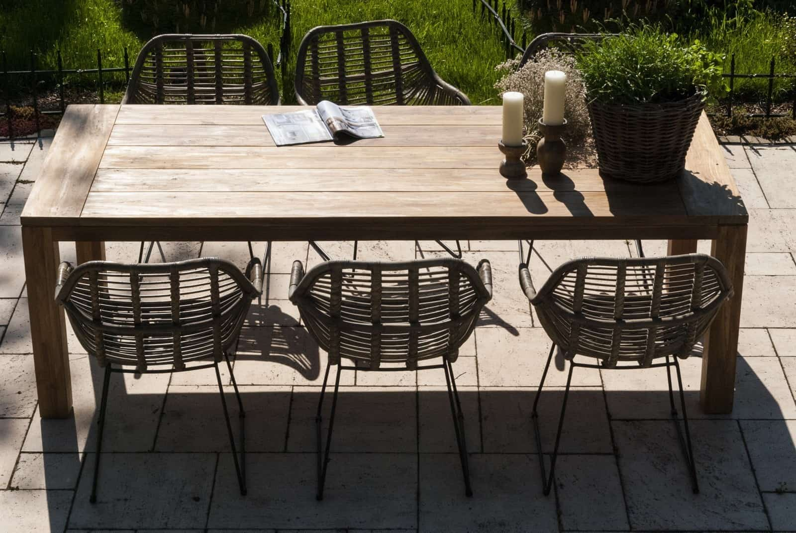 Fotel na balkon LAVAL