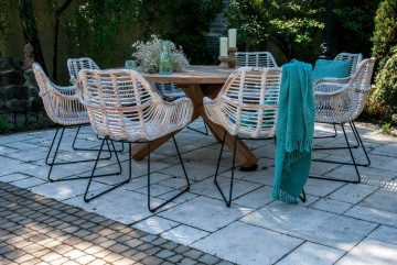 zestaw ogrodowe: Fotel na balkon LAVAL