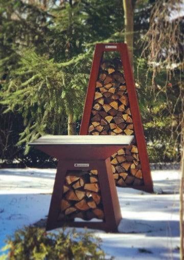 Pojemnik na drewno Wood Storage II