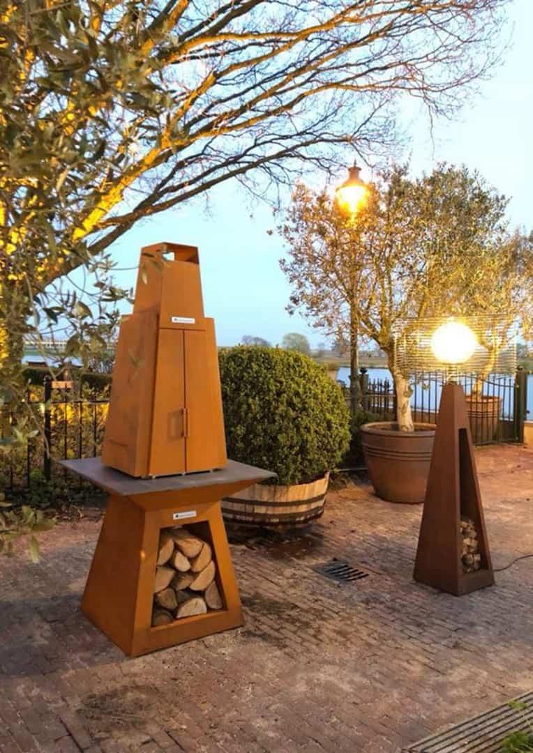 Lampa Quan Garden Art